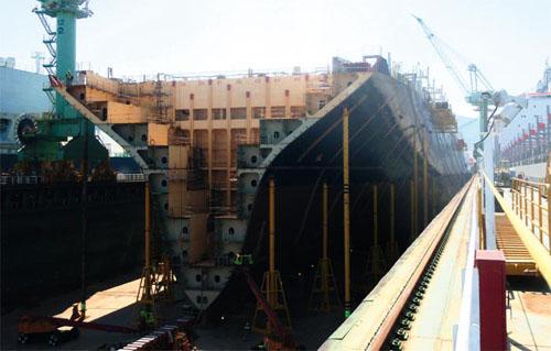 Le Transport Maritime Navires Utilis S